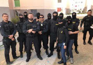 Polícia Civil cumpre 12 mandados no Macapaba