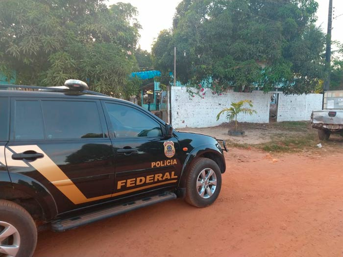 PF fecha garimpo ilegal de ouro e tantalita no Amapá