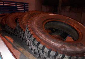 Polícia prende funcionário que desviava e vendia pneus de empresa
