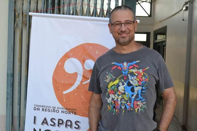 Macapá sedia congresso regional de histórias em quadrinhos