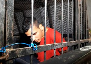 Bandido liberta reféns após 5 horas; moradores estavam debaixo de camas