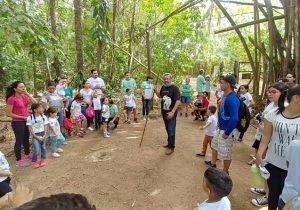 Um Dia das Crianças com conhecimento ambiental