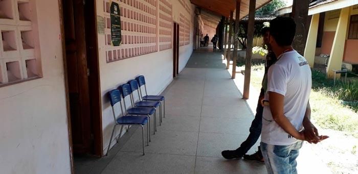 Com apenas 2 candidatos, eleitor vota rápido e evita filas no Amapá
