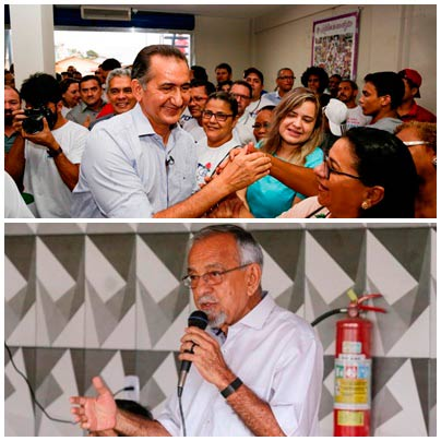 Macapá e Santana decidiram 1º turno, com acirramento na capital