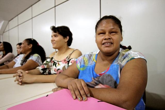 Estudante do AP é 1ª aluna cega em curso da Embaixada Espanhola
