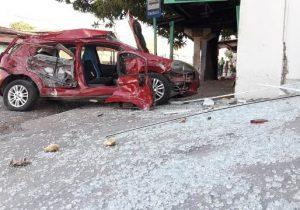 Colisão entre carro e ônibus faz segunda vítima no trânsito