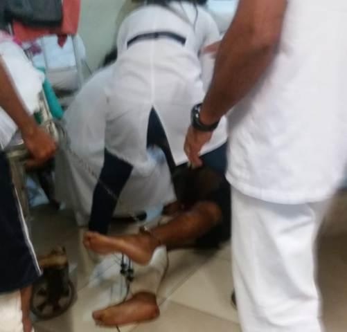 Adolescente invade HE armado e mata paciente por vingança