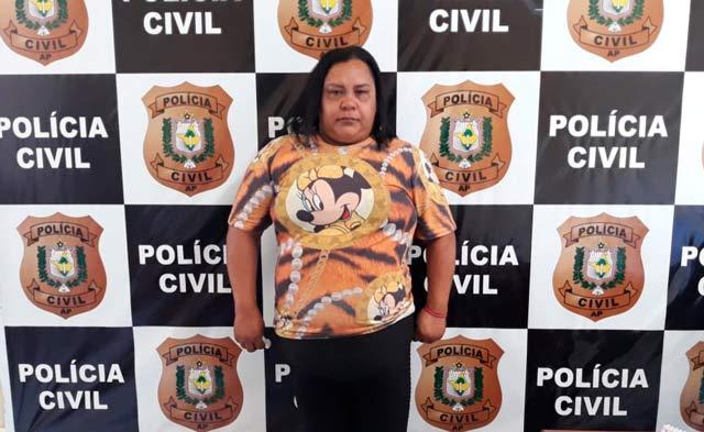 Foragida do Mato Grosso do Sul é capturada no Amapá