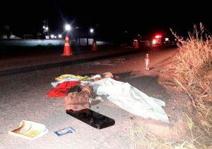 Desconhecido é encontrado morto em rodovia