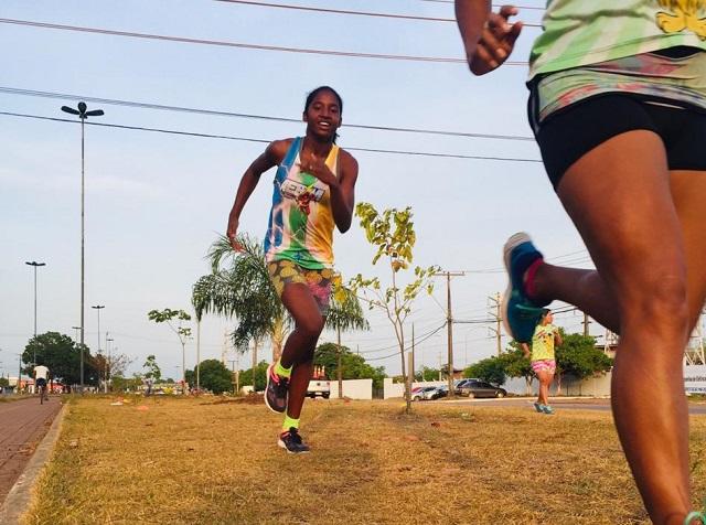 Quilombola do Amapá é selecionada pela Confederação Brasileira de Atletismo