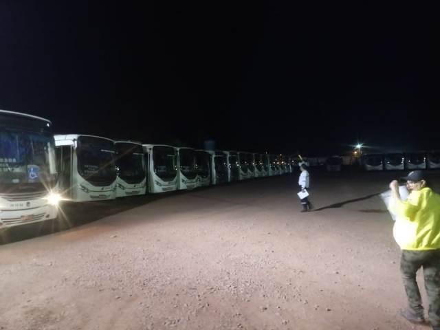 Após operação, empresas de ônibus reagem e dizem buracos depreciam frota