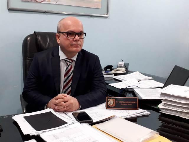 """""""Alta criminalidade é mapeada e prisões ocorrerão"""", avisa chefe da Polícia Civil do Amapá"""