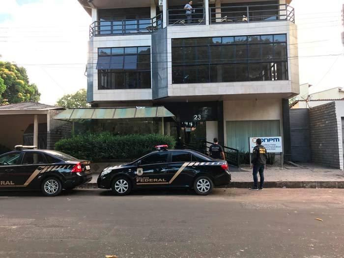 PF cumpre mandados na ANM, e Incra nega envolvimento em fraudes