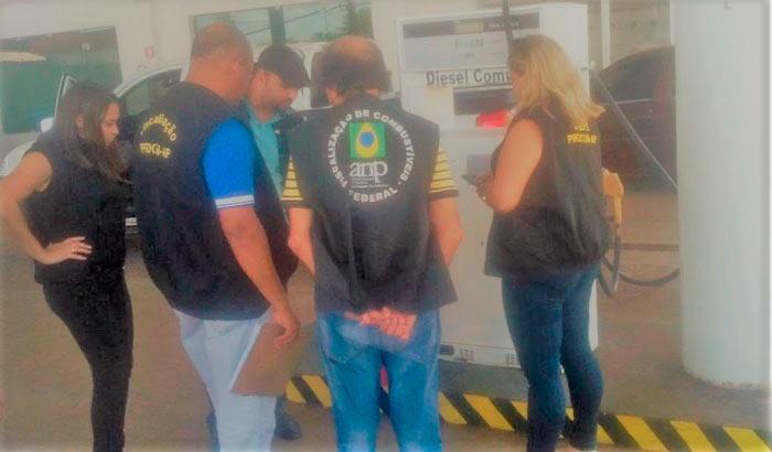 Posto de gasolina é interditado pelo Procon e ANP no Amapá
