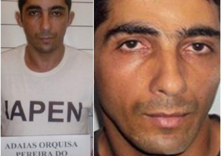 Assaltante preso no AP é suspeito de ter matado vice-prefeito em Tocantins
