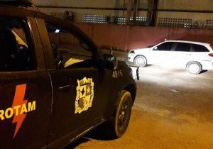 Bope prende taxista suspeito de ajudar bandidos