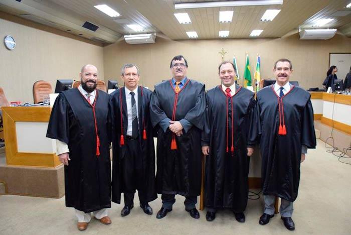 """Pela 1ª vez, eleição no Judiciário do Amapá """"pula"""" ordem de precedência"""