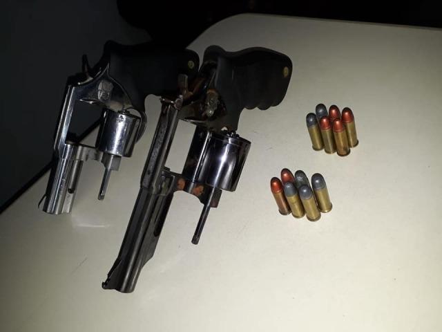 Mais de 90 armas de fogo foram apreendidas em Santana este ano, diz 4º BPM