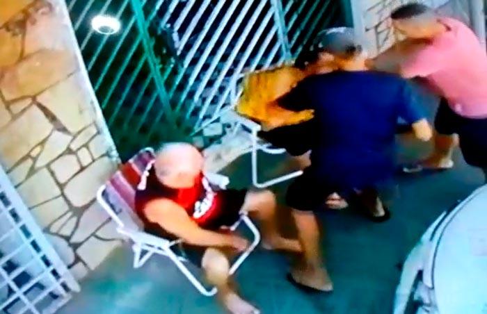 Após assalto a idosos, infrator de 15 anos morre em confronto com o Bope