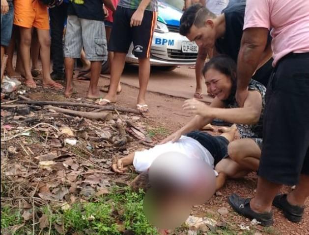 Acusado de furtos e roubos em Santana, ex-detento é executado na rua