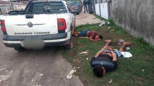Após arrastão, confronto entre bando e PM deixa um morto