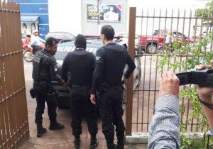 Polícia prende cantor em 2ª fase da Bifront