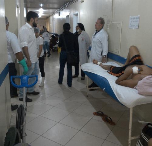 Direção do HE confirma ao CRM plano para novo hospital na zona norte