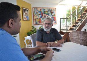 LITERATURA DO AP: Fernando Canto prepara romance sobre regime militar no Estado