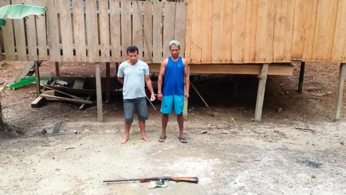 2º estuprador é preso em Oiapoque