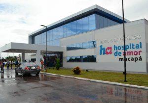 Hospital de Amor é entregue no Amapá