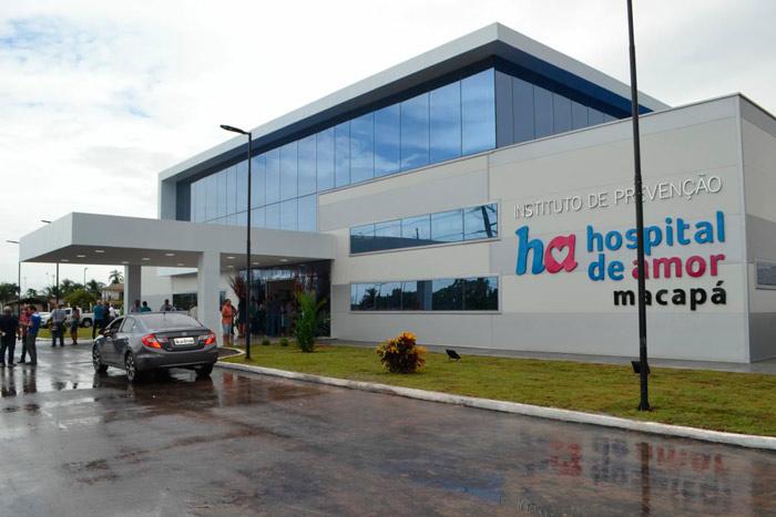 Governo Federal antecipa pedido de Davi, e libera R$ 4 milhões para o Hospital de Amor