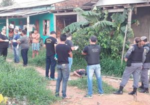 Bebedeira de 48 horas termina em homicídio no Amapá