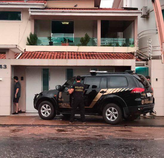 Deputadas do Amapá são alvo de operação da Polícia Federal