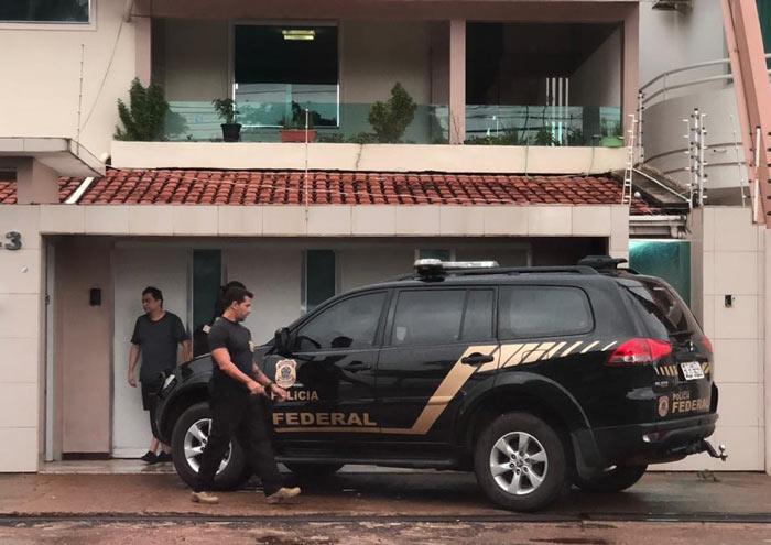 Marido de deputada do Amapá comandava grilagem, diz PF