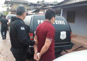 Acusados de homicídios são presos em operação da Polícia Civil