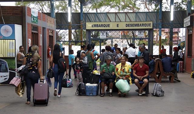 Procura pelo interior aumenta 60% no Terminal Rodoviário
