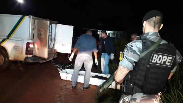 Confronto com o Bope deixa 3 bandidos  mortos em Santana