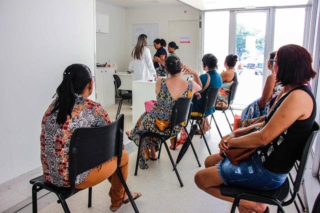 Atendimentos de saúde iniciam no Parque de Exposições da Fazendinha