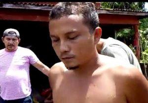 Suspeito de matar taxista em motel é preso no Pará