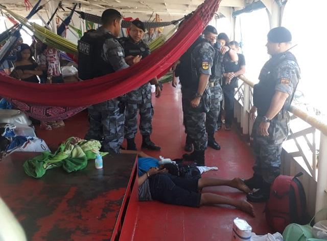 Bope impede fuga de homicida para interior do Pará