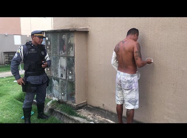 "Após sequência de crimes, PM passa ""pente-fino"" no Macapaba"