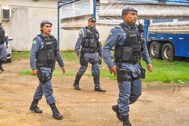 Com UPC reforçada, polícia aumenta rondas no Macapaba
