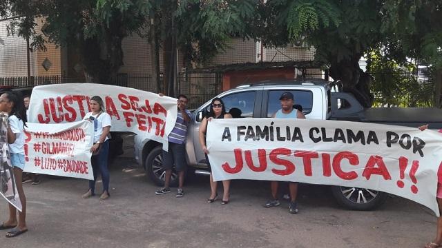 Família de taxista morto pede justiça