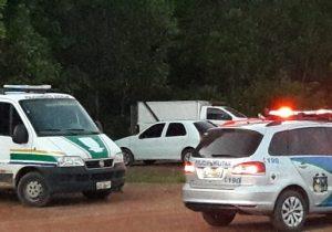 Três homens foram mortos a tiros em Santana