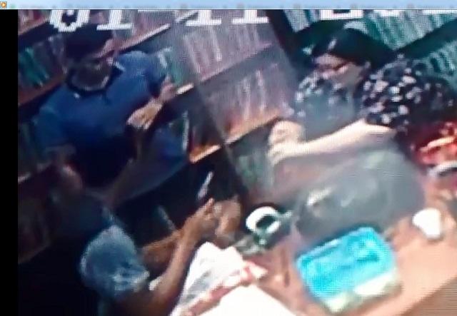 VÍDEO: Assaltante invade escola e leva dinheiro arrecadado para formatura