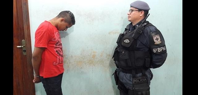 PM recaptura especialista em fugas
