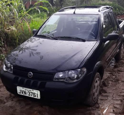 Polícia encontra no Matapi último carro roubado de revendedora