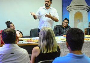 Dilson Borges deixa a Secretaria de Cultura