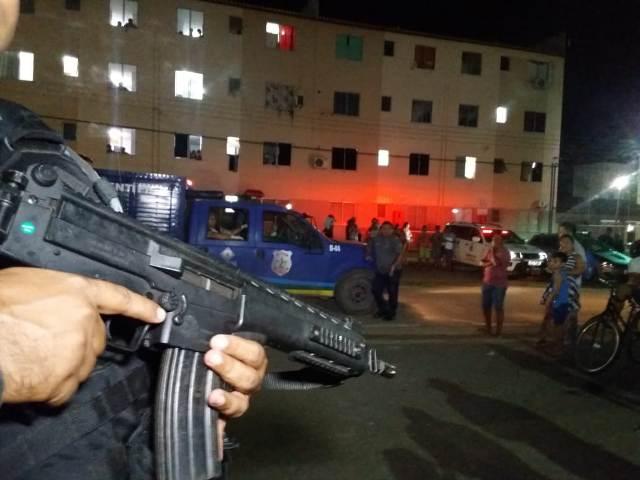Membro de facção que raptou criança morre em confronto