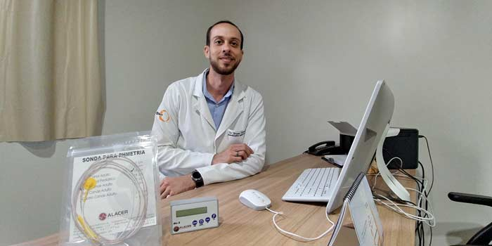Refluxo alimentar: Med Diagnósticos inaugura exame que identifica causas